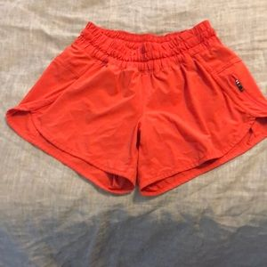 Lululemon trucker shorts